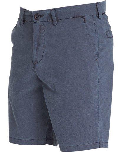 2 New Order X Overdye Shorts Purple M207TBNO Billabong