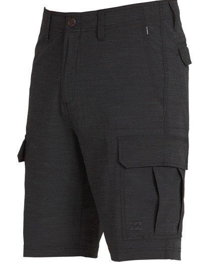2 Scheme X Shorts Black M209TBSH Billabong