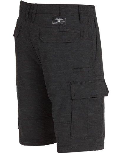 3 Scheme X Shorts Black M209TBSH Billabong