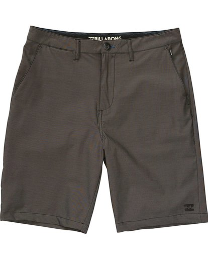 2 Crossfire X Twill Submersibles Shorts  M211JCXT Billabong
