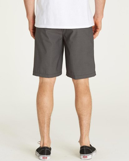 4 Crossfire X Twill Submersibles Shorts  M211JCXT Billabong