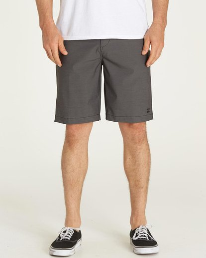 3 Crossfire X Twill Submersibles Shorts  M211JCXT Billabong