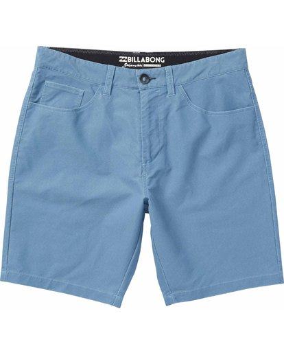 0 Outsider X Surf Cord Submersibles Shorts Blue M211NBOC Billabong