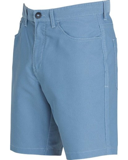 1 Outsider X Surf Cord Submersibles Shorts Blue M211NBOC Billabong