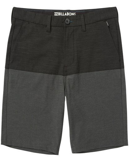 0 New Order X Fifty50 Submersibles Shorts Black M212NBNF Billabong