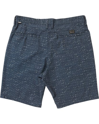 1 New Order X Sundays Submersibles Shorts Blue M213NBNS Billabong