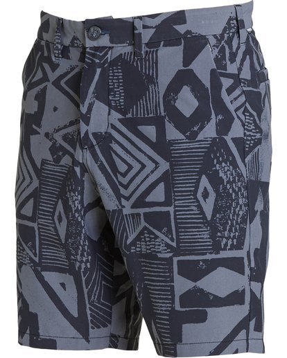 1 New Order X Sundays Submersibles Shorts Black M213NBNS Billabong