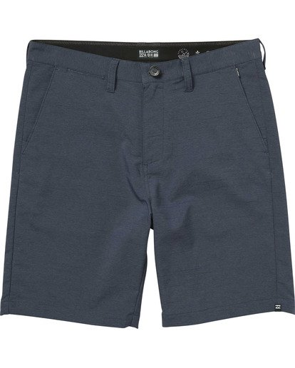 0 Surftrek Wick Shorts Blue M216NBSW Billabong