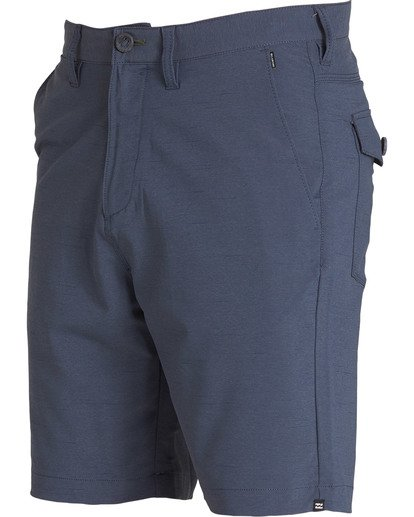 1 Surftrek Wick Shorts Blue M216NBSW Billabong