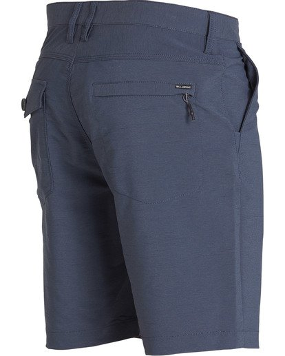 2 Surftrek Wick Shorts Blue M216NBSW Billabong