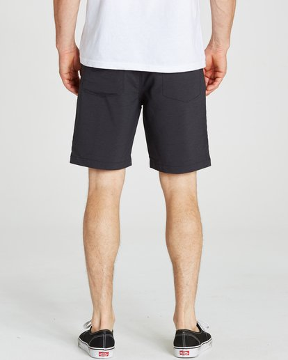 3 Surftrek Wick Shorts Black M216NBSW Billabong
