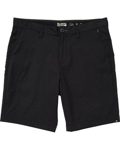 0 Surftrek Nylon Shorts Black M217NBSN Billabong