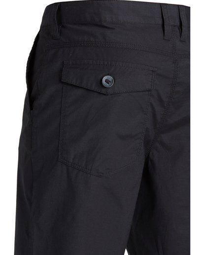 4 Surftrek Nylon Shorts Black M217NBSN Billabong
