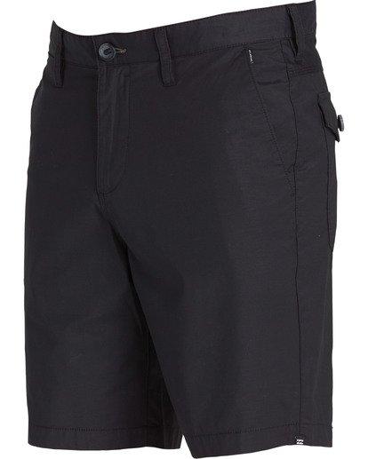 2 Surftrek Nylon Shorts Black M217NBSN Billabong