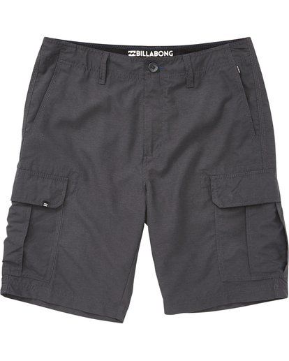 0 Scheme Submersible Shorts Grey M218PBSC Billabong