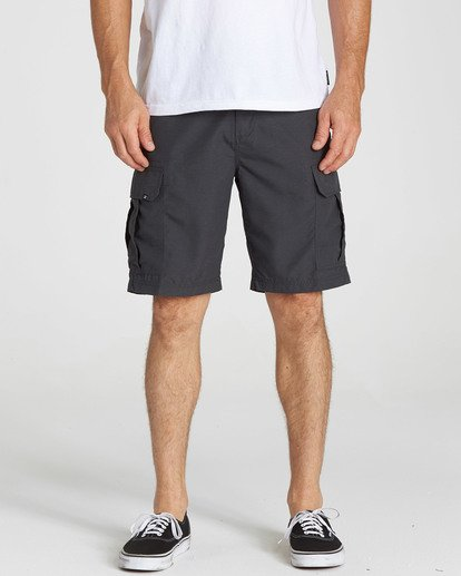 4 Scheme Submersible Shorts Grey M218PBSC Billabong