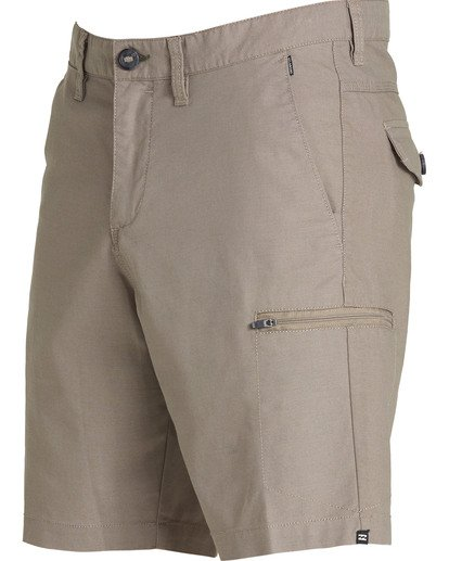 1 Surftrek Cargo Shorts Beige M218QBSC Billabong
