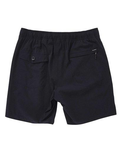 1 Surftrek Perf Elastic Shorts Black M219TBSP Billabong
