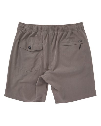 1 Surftrek Perf Elastic Shorts Grey M219TBSP Billabong