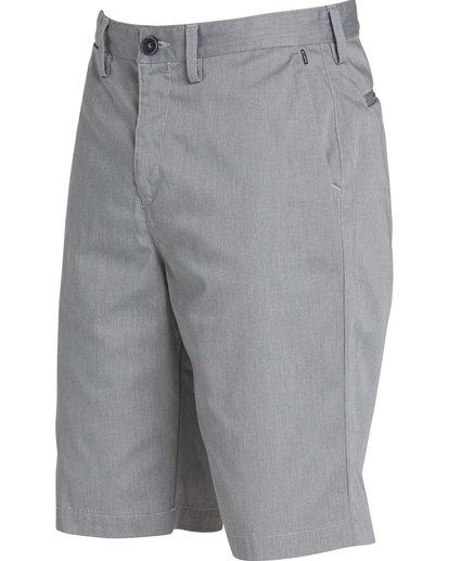 1 Carter Shorts Grey M230NBCA Billabong