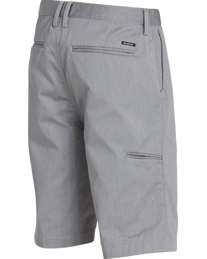 2 Carter Shorts Grey M230NBCA Billabong