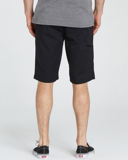 4 Carter Shorts Black M230NBCA Billabong