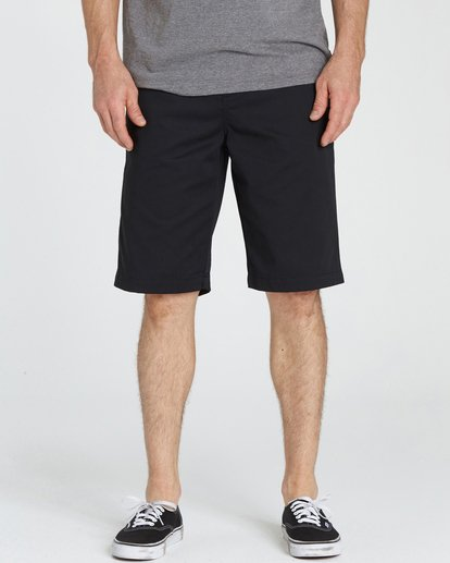3 Carter Shorts Black M230NBCA Billabong