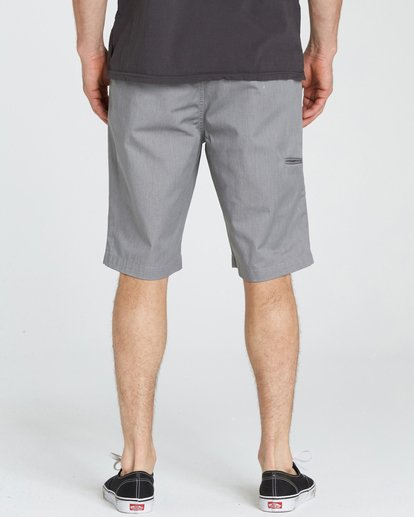 4 Carter Shorts Grey M230NBCA Billabong