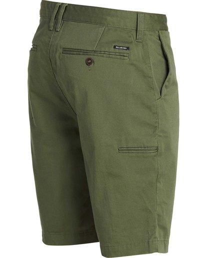2 Carter Stretch Shorts Green M231NBCS Billabong