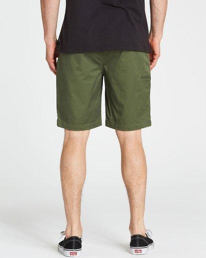 4 Carter Stretch Shorts Green M231NBCS Billabong