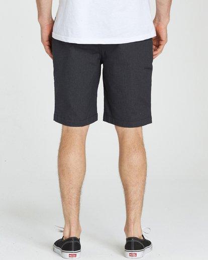 4 Carter Stretch Shorts Black M231NBCS Billabong