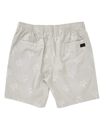 1 Larry Layback Sunday Shorts Beige M231TBLS Billabong