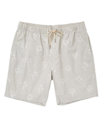 0 Larry Layback Sunday Shorts Beige M231TBLS Billabong