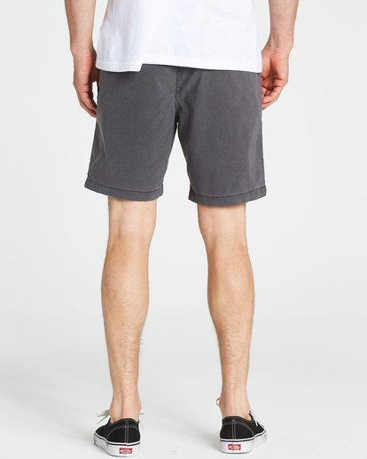 4 Larry Layback OVD Shorts Black M232NBLO Billabong