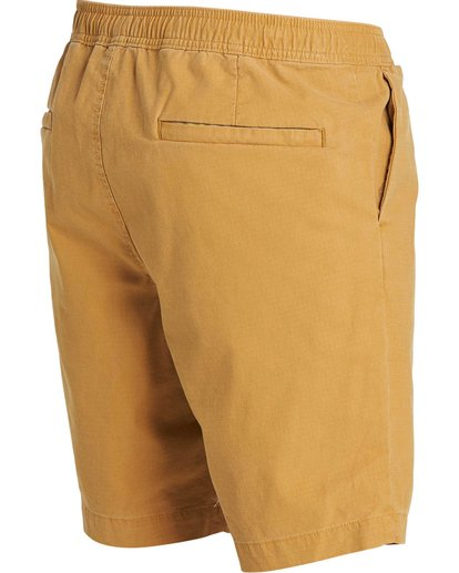 2 Larry Layback Shorts Yellow M235NBLA Billabong