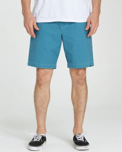 3 Larry Layback Shorts  M235NBLA Billabong