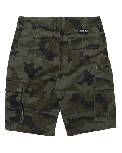 1 Scheme Shorts Camo M236NBSC Billabong