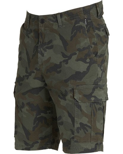 2 Scheme Shorts Camo M236NBSC Billabong