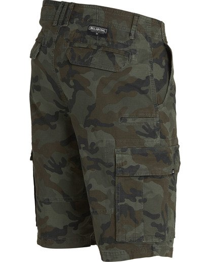 3 Scheme Shorts Camo M236NBSC Billabong