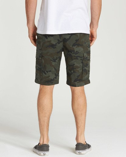 5 Scheme Shorts Camo M236NBSC Billabong