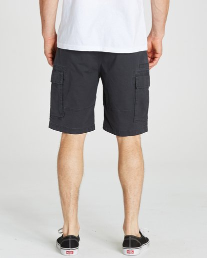 4 Scheme Shorts Grey M236NBSC Billabong