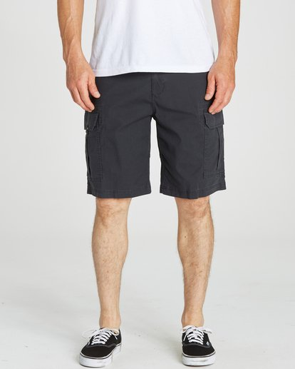 3 Scheme Shorts Grey M236NBSC Billabong