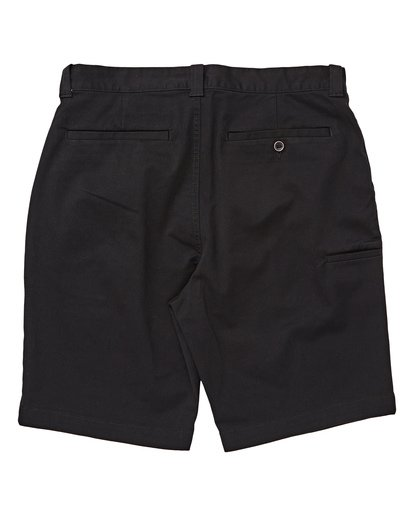 1 Carter Stretch Shorts Black M236TBCS Billabong