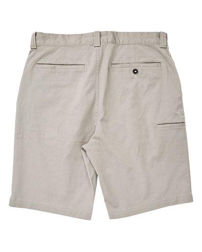 1 Carter Stretch Shorts Grey M236TBCS Billabong