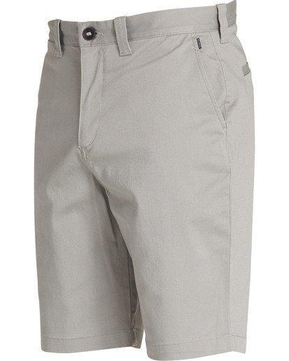 2 Carter Stretch Shorts Grey M236TBCS Billabong