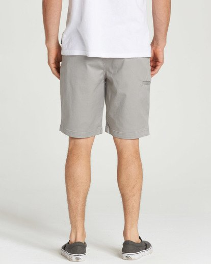 5 Carter Stretch Shorts Grey M236TBCS Billabong