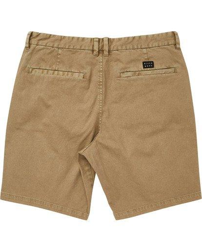 1 New Order Wave Wash Shorts Grey M237TBNE Billabong
