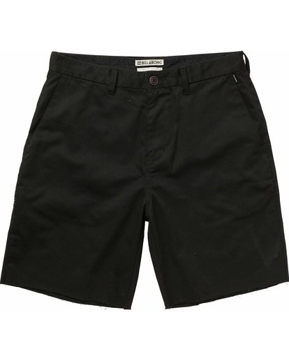 0 Carter Cutoff Short Black M238NBCC Billabong