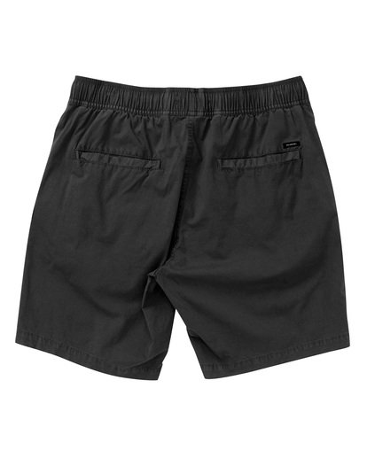 1 Larry Layback Shorts Black M239TBLL Billabong