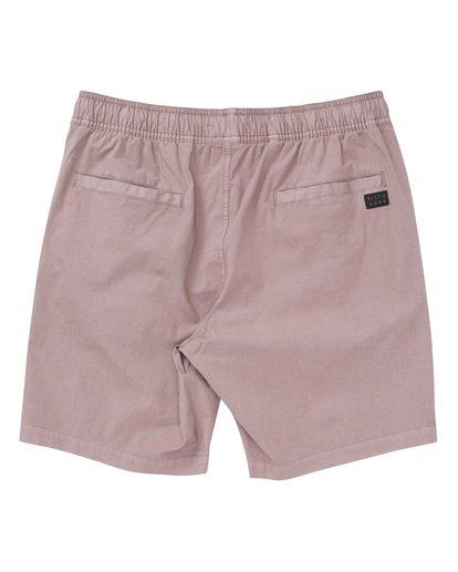 1 Larry Layback Shorts Purple M239TBLL Billabong